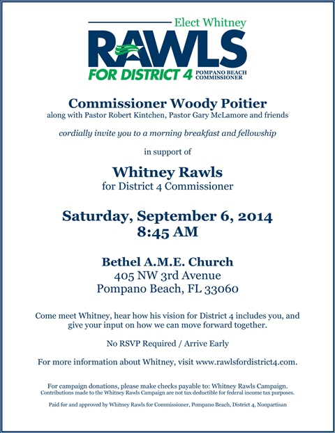 Rawls-CampaignBreakfast-BethelAME_090614-480px